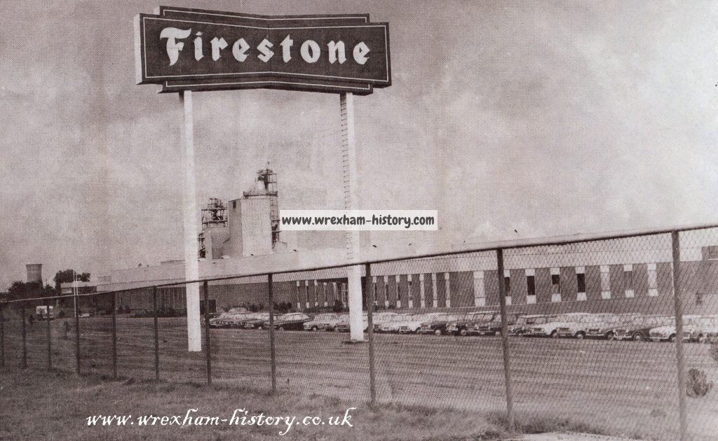 Memories of Firestone Wrexham