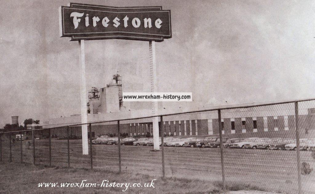 Memories of Firestone Wrexham