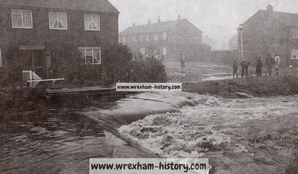 Queens Park flood of 1983
