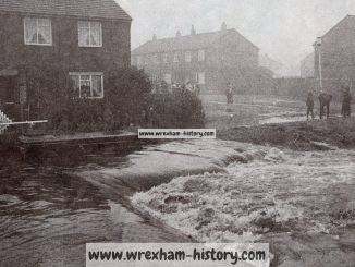 Queens Park flood of 1983