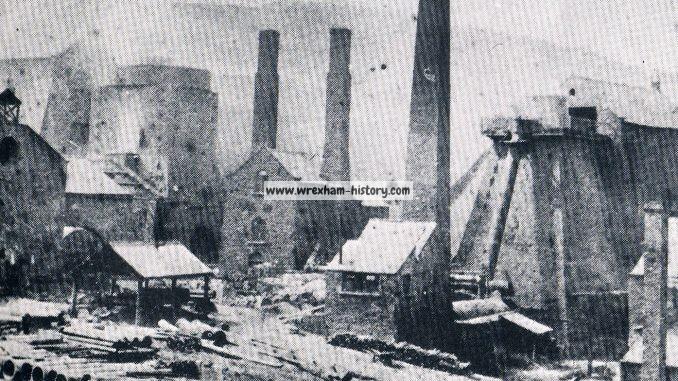 Brymbo Ironworks 1860
