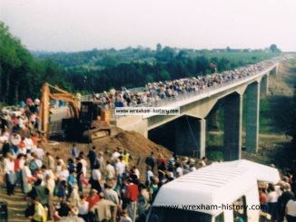 Chirk Viaduct Open Day 1988