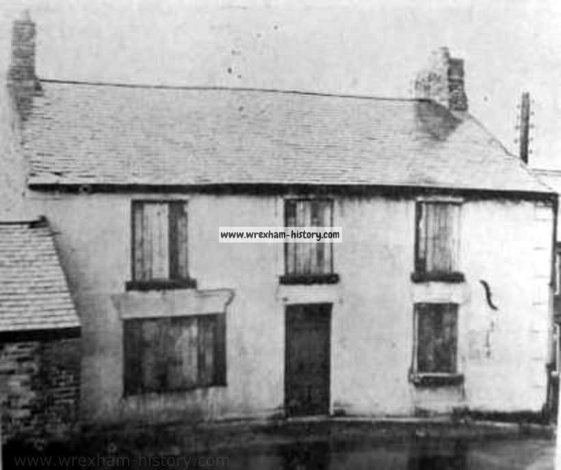 GRIFFIN INN, Bank Street, Ponciau.