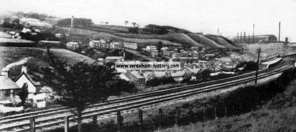 Lodge Railway Halt 1905