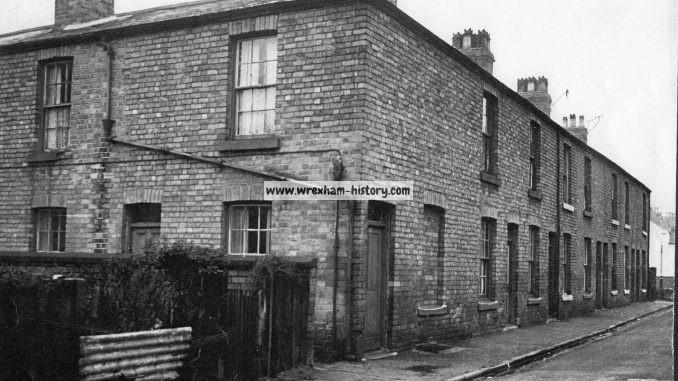 Lorne Street, Wrexham 1930s