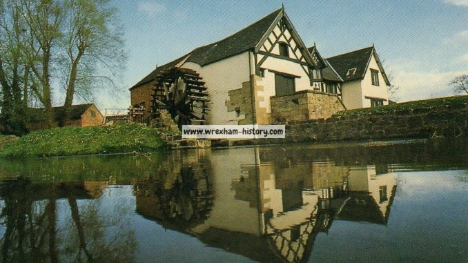 Rossett Mill in 1995