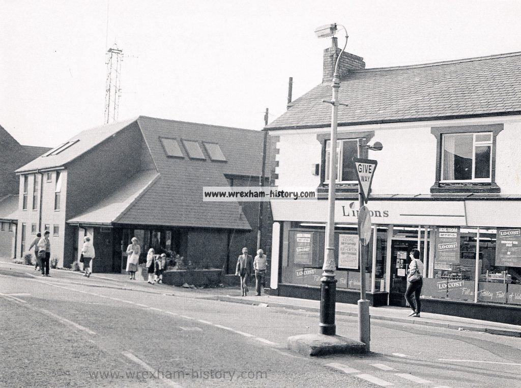 Market Street, Rhos 1985