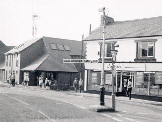 Market Street, Rhos 1987