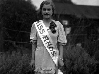 Miss Rhos 1930
