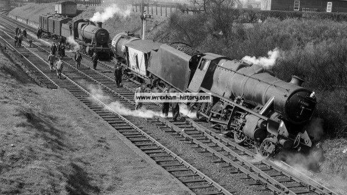 Pandy Train Crash 1963