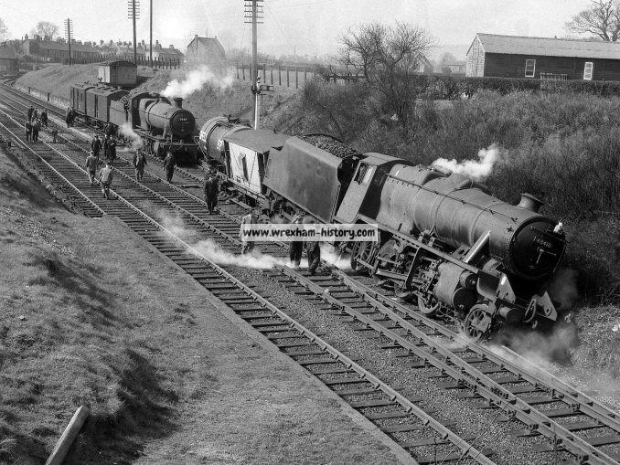 Pandy Train Crash 1963