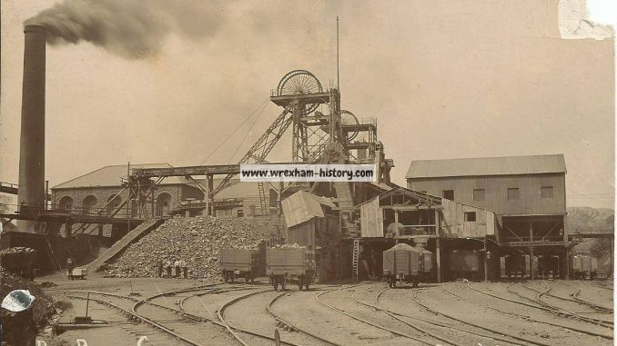 Plas Power Colliery