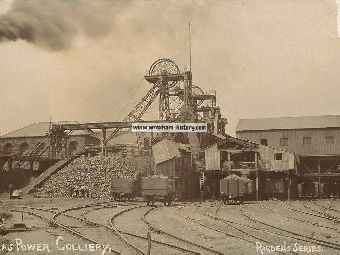 Plas Power Colliery