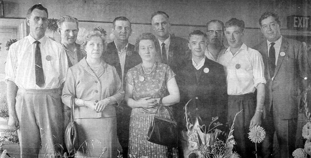 Rhostyllen Flower Show 1966