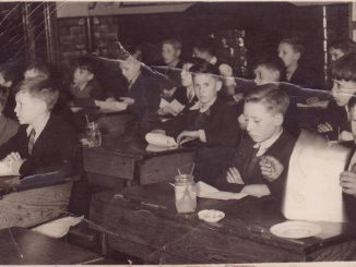 St Marys school 1950