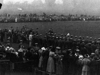 The Racecourse Wrexham 1918