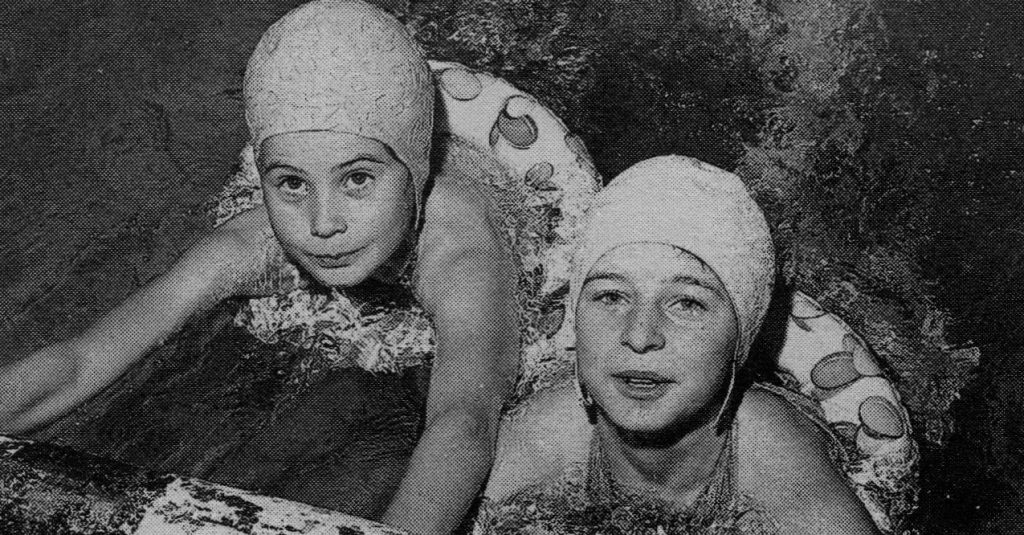 Tuttle Street Baths 1966