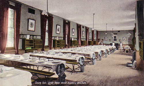 RWF Hightown Barracks