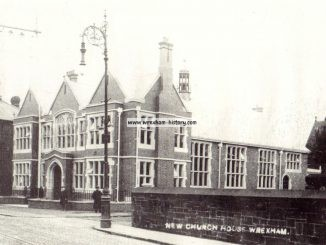Church House, Regent Street 1909