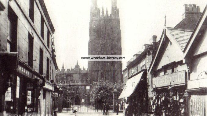Church Street, Wrexham 1928