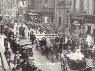 Gorsedd Procession 1912