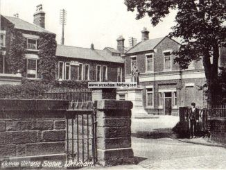 Guildhall Square, Chester Street, Wrexham 1905