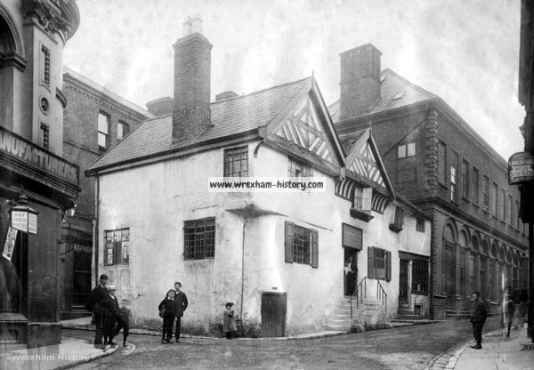 Hand Inn, Town Hill, Wrexham.