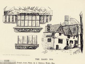 Hand Inn, Town Hill, Wrexham.