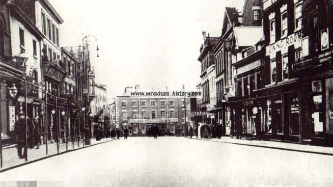 High Street, Wrexham 1913