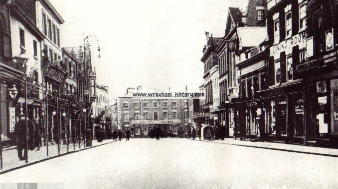 High Street, Wrexham 1913