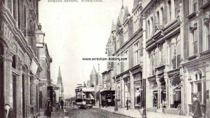 Regent Street, Wrexham 1903
