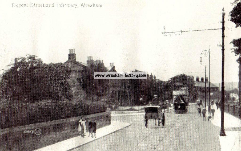 Regent Street, Wrexham 1913