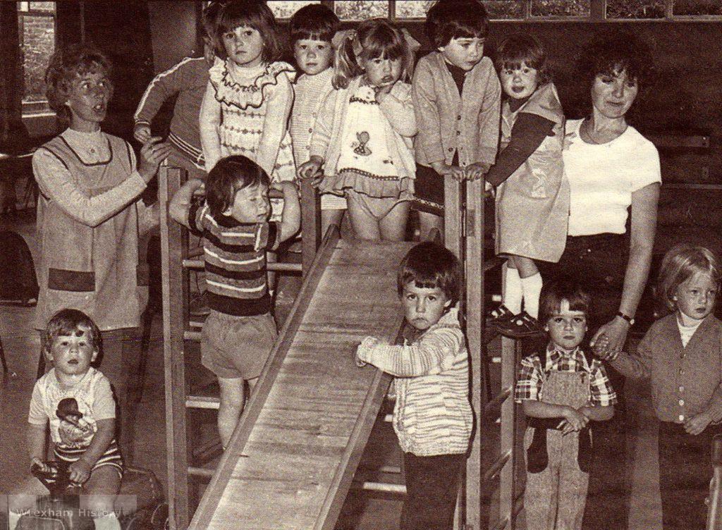 Rhos Playgroup 1978