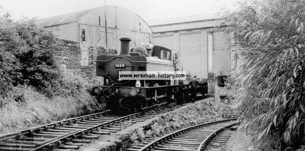 Trevor Railway Halt