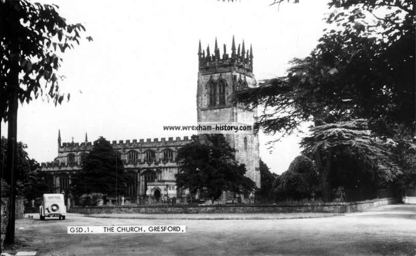 All Saints Church, Gresford