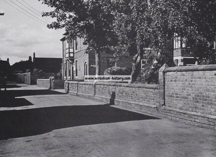 Plas Yn Rhos, Beech Street, Rhos