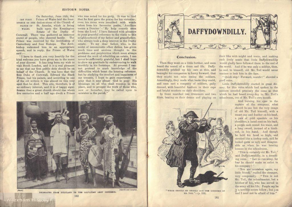 Victoria Magazine August 1914