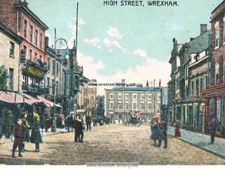 High Street, Wrexham 1907
