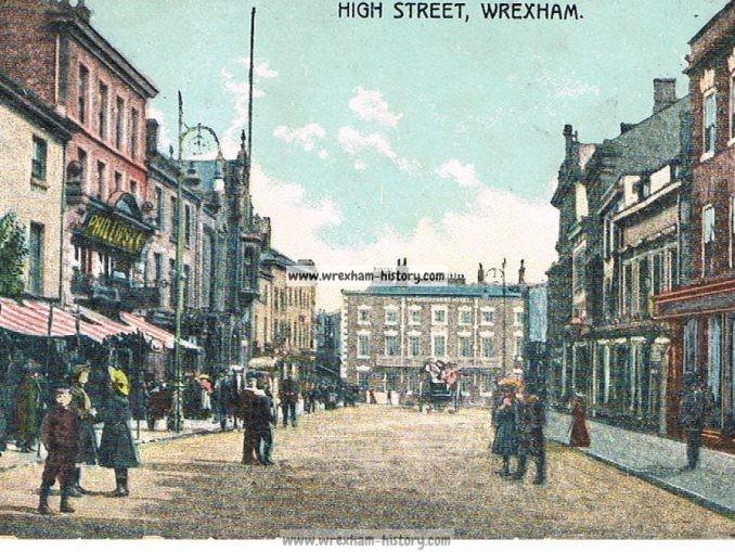 High Street, Wrexham 1907