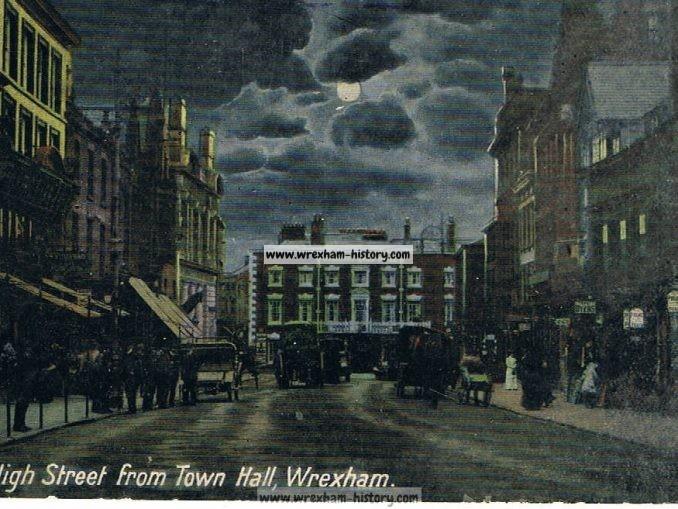 High Street, Wrexham 1905