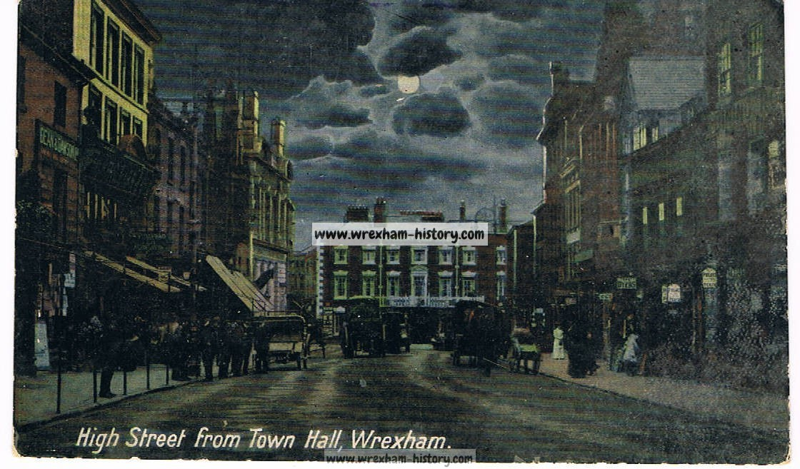 High Street, Wrexham 1905