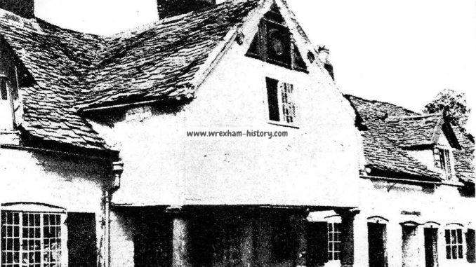 Pentice, Penybryn, Wrexham