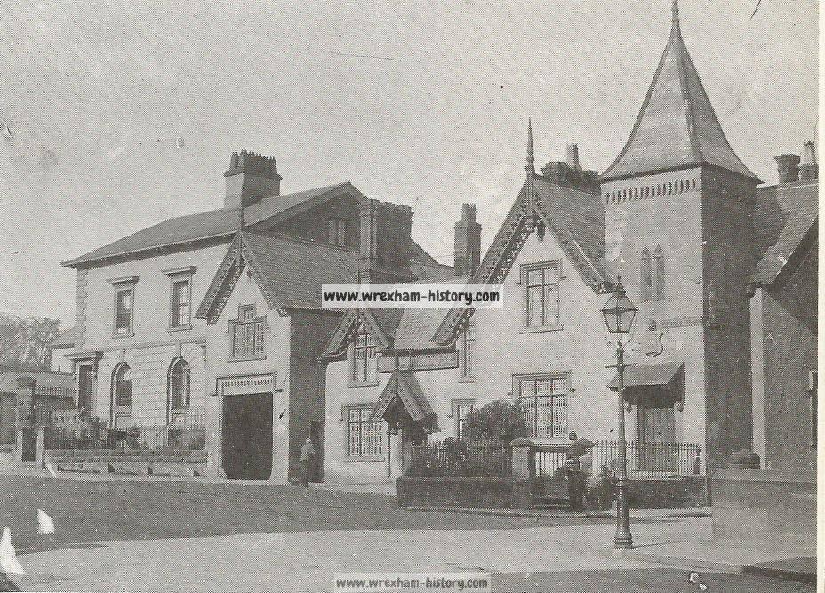 Bridge House Inn, Salop Road