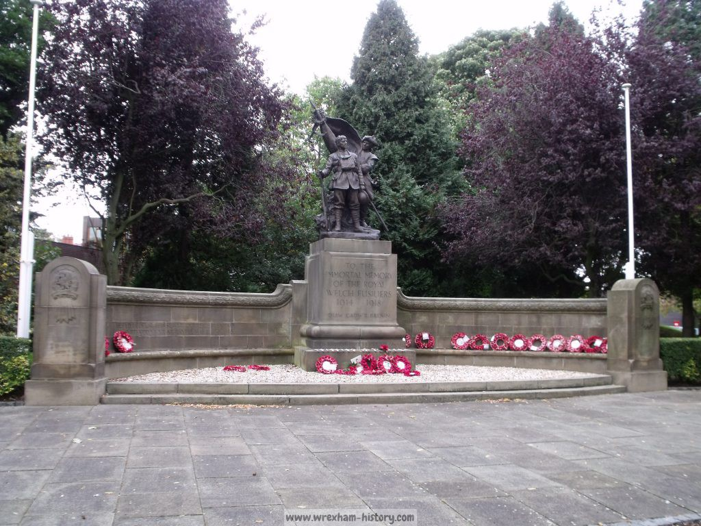 Wrexham War Memorial