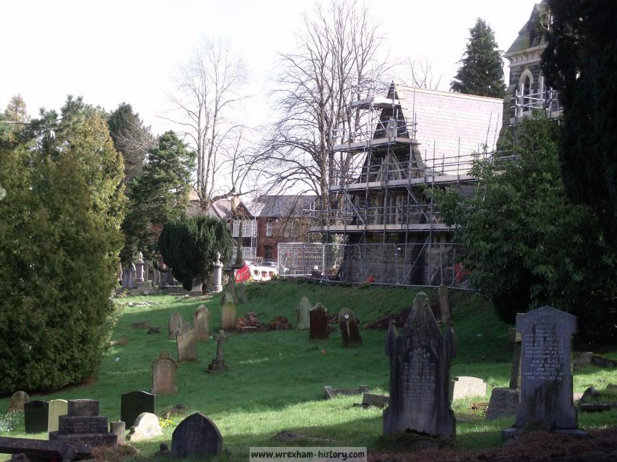 Wrexham Cemetery
