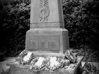 Overton War Memorial