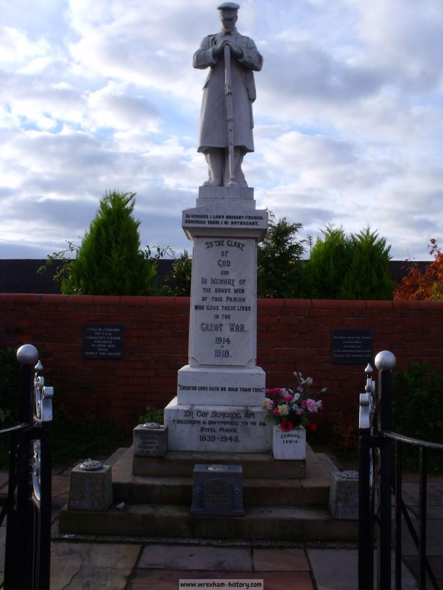 Penycae War Memorial