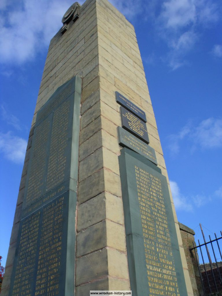 Cefn War Memorial