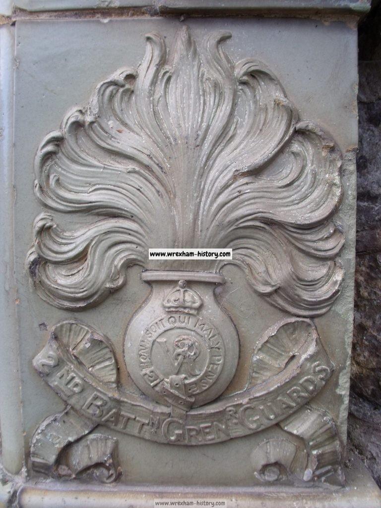 Froncysyllte Fountain War Memorial