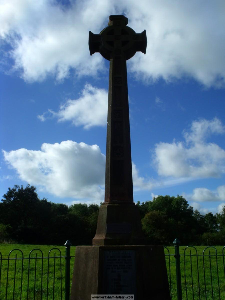 Tallarn Green War Memorial